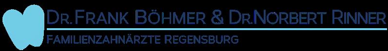 Familien-Zahnarztpraxis Regensburg | Dr. Böhmer & Dr. Rinner Logo